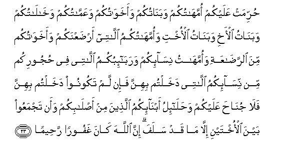 4  Surah An Nisa (The Women) - Sayyid Abul Ala Maududi - Tafhim al